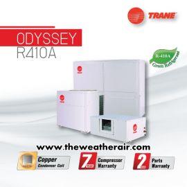 แอร์ Trane ต่อท่อลม (Duct Type) รุ่น ODYSSEY Hi Eff น้ำยา R410a, R407C ขนาด 60,000BTU-480,000BTU