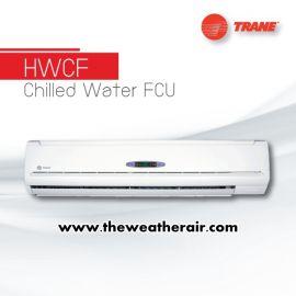 แอร์ Trane คอยล์น้ำเย็น ชนิดติดผนัง (Chilled Water Fan Coil Wall Type) รุ่น HWCF ขนาด 9,100BTU-36,200BTU