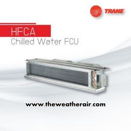 แอร์ Trane คอยล์น้ำเย็น ชนิดเปลือย (Concealed Water Cooled Type) HIGH STATIC รุ่น HFCA ขนาด 12,600BTU-38,300BTU