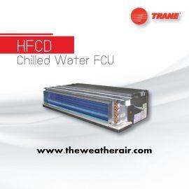 แอร์ Trane คอยล์น้ำเย็น ชนิดเปลือย (Concealed Water Cooled Type) รุ่น HFCD ขนาด 42,000BTU-60,000BTU