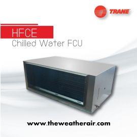 แอร์ Trane คอยล์น้ำเย็น ชนิดเปลือย (Concealed Water Cooled Type) CABINET PLENUM รุ่น HFCE ขนาด 12,600BTU-60,000BTU