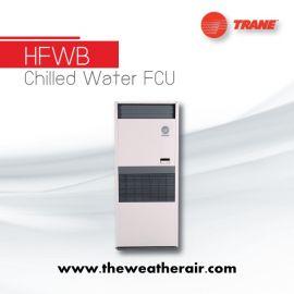 แอร์ Trane คอยล์น้ำเย็น ชนิดตู้ตั้งพื้น (Floor Standing Water Cooled Type) รุ่น HFWB ขนาด 36,900BTU-120,700BTU
