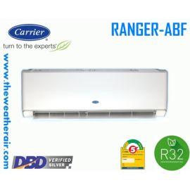 แอร์ Carrier ติดผนัง (Wall Type) เบอร์ 5 น้ำยา R32 รุ่น AAF-A, ABF ขนาด 9,000BTU-25,000BTU
