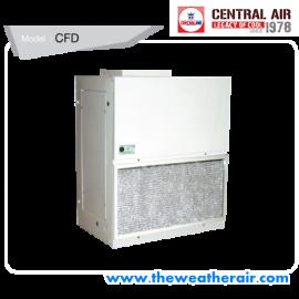 แอร์ Central Air ต่อท่อลม (Duct Type) น้ำยา R22 รุ่น CFD ขนาด 33,400BTU-600,000BTU