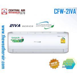 แอร์ Central Air ติดผนังอินเวอร์เตอร์ (INVERTER Wall Type) เบอร์ 5 น้ำยา R32 รุ่น 2IVA ขนาด 9,000BTU-24,000BTU