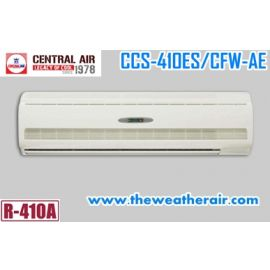 แอร์ Central Air ติดผนัง (Wall Type) น้ำยา R410a รุ่น CFW-AE ขนาด 28,300BTU-44,100BTU