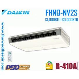 แอร์ Daikin แขวนใต้ฝ้า (Ceiling Suspened Type) น้ำยา R410a รุ่น FHNQ,FHRN ขนาด 14,175BTU-55,000BTU
