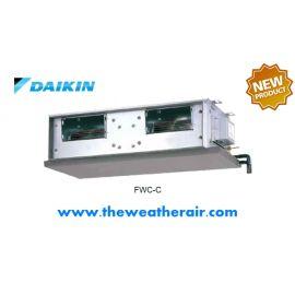 แอร์ Daikin คอย์น้ำเย็น ชนิดเปลือย (Concealed ducted Chilled Water Cooled Type) รุ่น FWC ขนาด 9,900BTU-51,800BTU