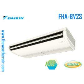 แอร์ Daikin แขวนอินเวอร์เตอร์ (INVERTER Ceiling Suspended Type) เบอร์ 5 น้ำยา R32 รุ่น FHA ขนาด 13,000BTU-48,000BTU