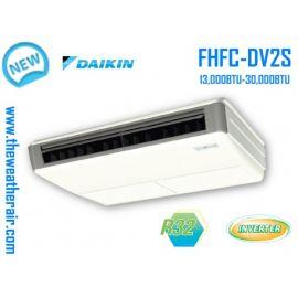 แอร์ Daikin แขวนอินเวอร์เตอร์ (INVERTER Ceiling Suspended Type) เบอร์ 5 น้ำยา R32 รุ่น FHFC ขนาด 13,000BTU-48,000BTU