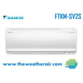 แอร์ Daikin ติดผนังอินเวอร์เตอร์ (INVERTER Wall Type) เบอร์ 5 น้ำยา R32 รุ่น Super Smart FTKM, FAVF ขนาด 9,000BTU-36,000BTU