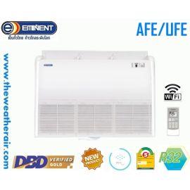 แอร์ Eminent ตั้งแขวน (Floor Ceiling Type) เบอร์ 5 น้ำยา R32 PM-2.5 รุ่น AFE/UFE ขนาด 13,000BTU-40,300BTU