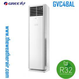 แอร์ Gree ตู้ตั้งพื้น (Floor Standing Type) น้ำยา R32 รุ่น GVC48AL ขนาด 42,000BTU