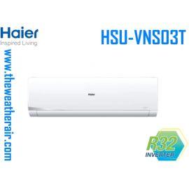 แอร์ Haier ติดผนังอินเวอร์เตอร์ (INVERTER Wall Type) น้ำยา R32 รุ่น VNS ขนาด 9,000BTU-24,000BTU