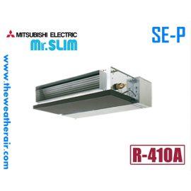 แอร์ Mitsubishi Electric Mr.Slim เปลือย (Ceiling Concealed Type) รุ่น SE-P, PE-P ขนาด 12,283BTU-48,000BTU น้ำยา R410a