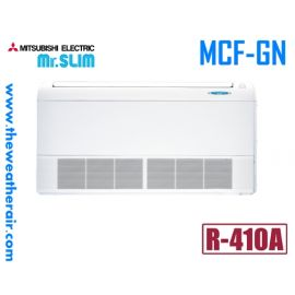 แอร์ Mitsubishi Electric Mr.Slim ตั้งแขวน (Floor Ceiling Type) น้ำยา R410a รุ่น MCF GN ขนาด 13,000BTU-24,000BTU