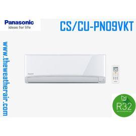 แอร์ Panasonic ติดผนัง (Wall Type) เบอร์ 5 น้ำยา R32 รุ่น Standard ขนาด 9,000BTU-24,000BTU