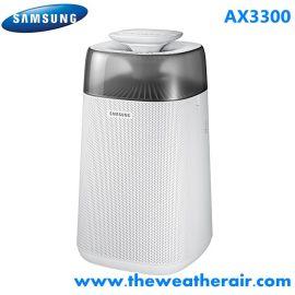 เครื่องฟอกอากาศ Samsung (Air Purifier) PM-2.5 สำหรับพื้นที่ 40 ตร.ม. รุ่น AX3300