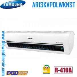 แอร์ Samsung ติดผนังอินเวอร์เตอร์ (INVERTER Wall Type) WIFI PM-2.5 เบอร์ 5 น้ำยา R410A รุ่น AR13KVPDLWKNST ขนาด 12,000BTU
