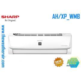 แอร์ Sharp ติดผนังอินเวอร์เตอร์ (INVERTER Wall Type) เบอร์ 5 น้ำยา R32 รุ่น AH/XP-WMB,WBB,XMB ขนาด 9,000BTU-21,500BTU