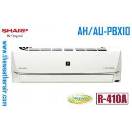 แอร์ Sharp ติดผนังอินเวอร์เตอร์ (INVERTER Wall Type) น้ำยา R410a รุ่น AH/AU-PBX10 ขนาด 9,270BTU