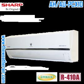 แอร์ Sharp ติดผนังอินเวอร์เตอร์ (INVERTER Wall Type) น้ำยา R32 รุ่น AH/AU-PCX10 ขนาด 8,900BTU