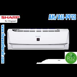 แอร์ Sharp ติดผนัง (Wall Type) น้ำยา R32 รุ่น AH/AU-PF13 ขนาด 12,380BTU