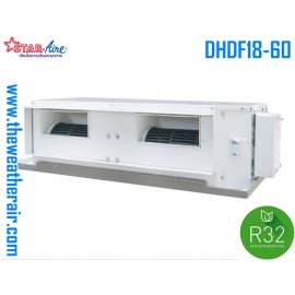 แอร์ Star Aire ต่อท่อลม (Duct Type) ม.อ.ก.น้ำยา R32 รุ่น CR/DHDF ขนาด 18,700BTU-60,900BTU