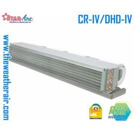 แอร์ Star Aire เปลือยอินเวอร์เตอร์ (INVERTER Concealed Type) เบอร์ 5 น้ำยา R32, R410a รุ่น CR/DHD, OR-IV/IHD-IV ขนาด 13,000BTU-62,200BTU