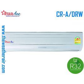 แอร์ Star Aire ติดผนัง (Wall Type) เบอร์ 5, มอก.น้ำยา R32, R410a รุ่น CR/DRW,DW,OR-A,OR/IRW ขนาด 30,000BTU-48,000BTU
