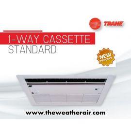 แอร์ Trane คอยล์น้ำเย็น ชนิด 1 ทิศทาง (1 Way Cassette Water Cooled Type) รุ่น CWAA ขนาด 12,000BTU-42,000BTU