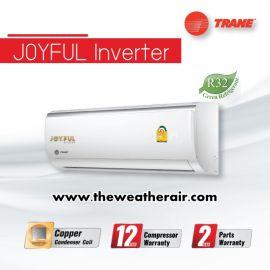 แอร์ Trane ติดผนังอินเวอร์เตอร์ (INVERTER Wall Type) เบอร์ 5 น้ำยา R32 รุ่น JOYFUL ขนาด 9,000BTU-24,000BTU