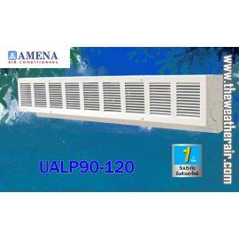ม่านอากาศ Amena (Air Curtain) รุ่น UALP ขนาด 90cm-120cm แรงลม 3 เมตร