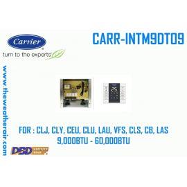 รีโมทมีสาย Carrier พร้อมคอนโทรล รุ่น CARR-INTM9DT09