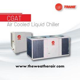 แอร์ Trane ชิลเลอร์ (Chiller Type) Air Cooled Liquid น้ำยา R22, R407c รุ่น CGAT ขนาด 65,200BTU-214,900BTU