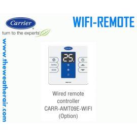 รีโมทมีสาย Carrier เชื่อมต่อ WIFI รุ่น CARR-AMT09E-WIFI