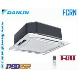 แอร์ Daikin สี่ทิศทาง (Cassette Type) น้ำยา R410a รุ่น FCRN ขนาด 18,000BTU-45,000BTU