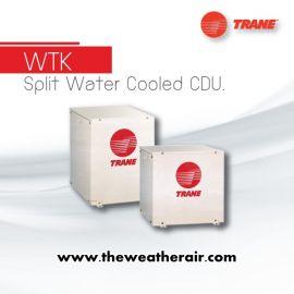 แอร์ Trane ตั้งแขวน, เปลือย ระบายความร้อนด้วยน้ำ (Duct & Floor Ceiling Water Cooled Type) น้ำยา R32 รุ่น WTK-E/MCXE, MCDE ขนาด 12,000BTU-60,000BTU